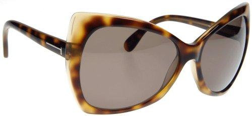 Tom Ford Für Frau 0175 Nico Light Tortoise / Brown Kunststoffgestell Sonnenbrillen