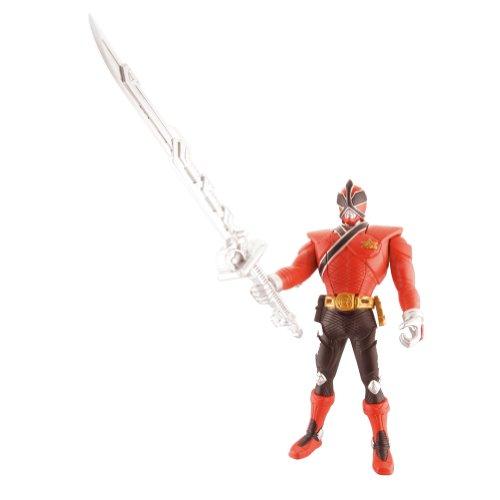 Power Rangers Samurai 31521 - Roter Morph Ranger