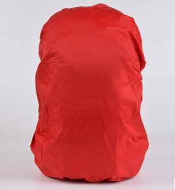Ndier Waterproof Backpack Cover for School Bags Outdoor Activities Bags  Luggage Bags Rain Dust Cover Red 55-60 L - Buy Online in Oman.   Misc. 7c0d2b48d3