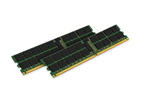 Kingston KVR800D2D4P6K2/8G Arbeitsspeicher 8GB (DDR2 ECC Reg CL6 DIMM Kit, 240-pin)