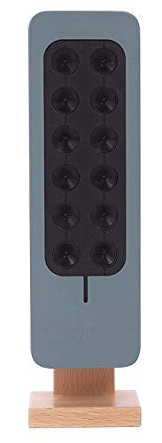 TeqAir200 Purificador de aire Compacto - Ionizador - Neutraliza las Partículas ultrafinas y los gérmenes...