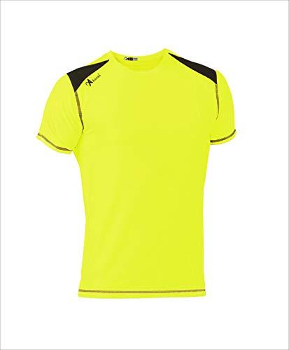 ASIOKA 182/17 Camiseta técnica combinada Unisex Adultos