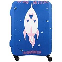 Salvador Bachiller - Funda Universal Flying Compl Viaj Lgz1704 Azul M