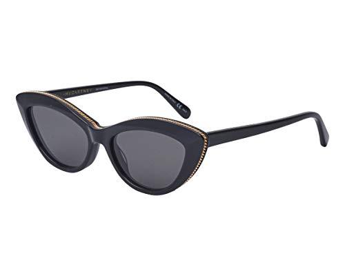 Stella McCartney Sonnenbrillen (SC-0187-S 001) schwarz glänzend - gold - grau