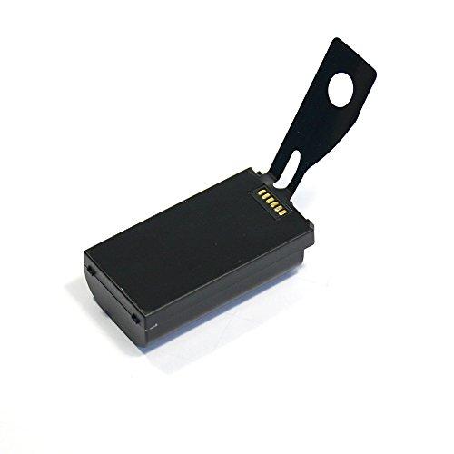 subtel® Qualitäts Akku für Motorola Symbol MC30, Symbol MC3000, Symbol MC3070, Symbol MC3090, Symbol MC30X0 (4400mAh) 55-002148-01,55-021152-02,55-060117-05,55-060117-86,82-127909-01,BRTY-MC30KAB01,BTRYMC30LA,SY29L-1D Ersatzakku Batterie