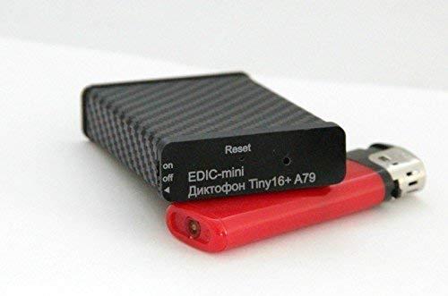 Grabadora de voz espia Edic-mini Tiny16+ A79