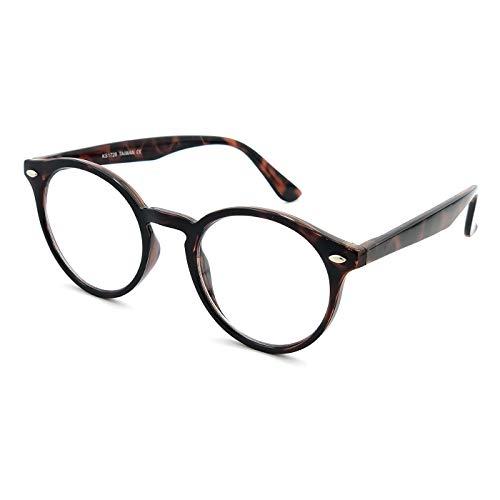 Kiss Brillen in neutralen stil MOSCOT mod. WAVE ICONIC - optischen rahmen EXTRACOOL mann frau VINTAGE - HAVANNA