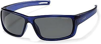 Polaroid Gafas de sol polarizadas P 0423B Kids Azul 100% UV bloque gafas de sol polarizadas
