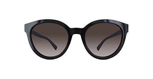 Max Mara Mmgeminiii-807-52 Damen Sonnenbrille, Schwarz, 52
