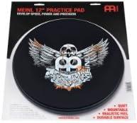 Meinl Cymbals MPP-12-JB - Pad para práctica (30,48cm)