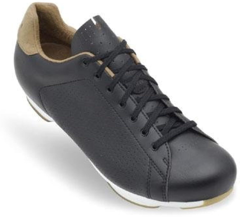 Zapatillas para bicicleta de carretera Giro Republic marrón/negro para hombre (Tamaño: 40)  -