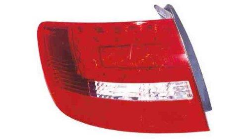 Voyant arrière gauche Aud. a6 (08- > 10) avant sans douille Blanc Rouge LED extérieur