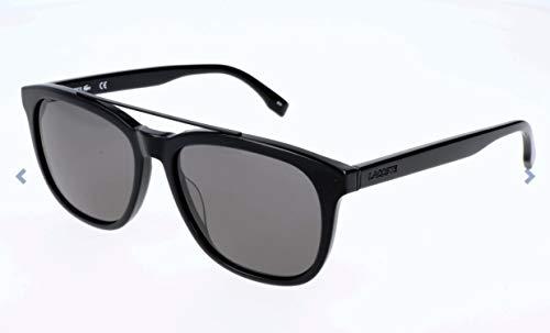 Lacoste Herren L822S 001 55 Sonnenbrille, Schwarz (Black),