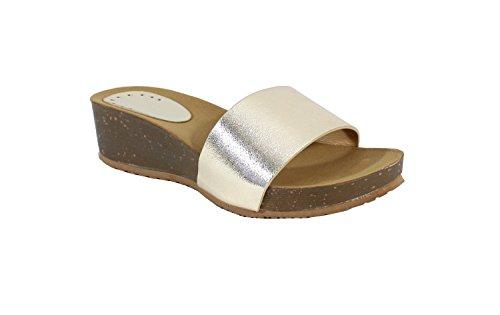 Por Sapatos, Damen Räumschuh Ouro
