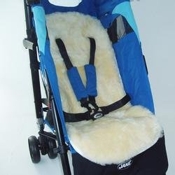 Bo-Peep Pushchair Merino Sheepskin Liner