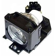 Proyector bombilla DT00701 lámpara para proyector HITACHI CP-RS55 CP-RS56 CP-RS57 CP-RX60 CP-RX60Z CP-RX61 bombilla con carcasa