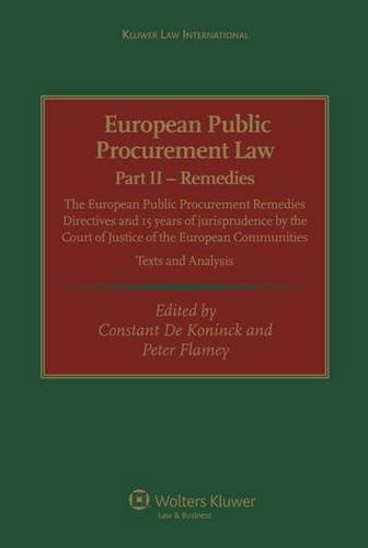 european-public-procurement-law-remedies-pt-2-the-european-public-procurement-remedies-directives-an
