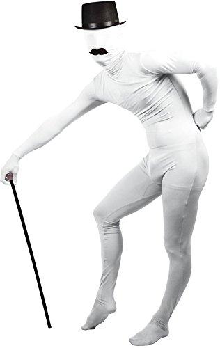 Ptit Clown P 'Tit Payaso-30021-Disfraz Adulto kolalapo-Talla XL-Blanco