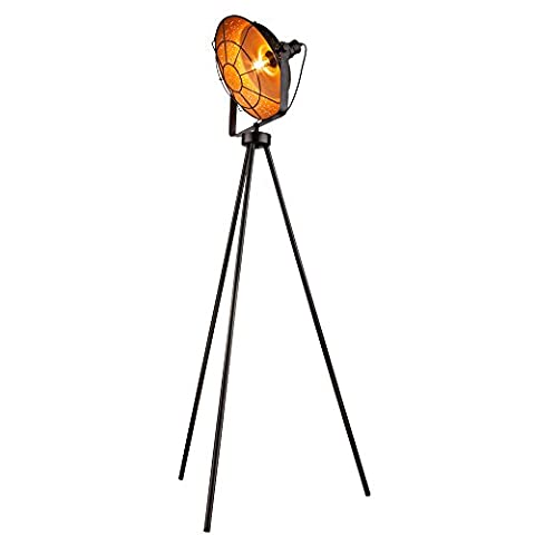 Projecteurs Lampadaire projecteurs cage métallique stand de l'éclairage de la