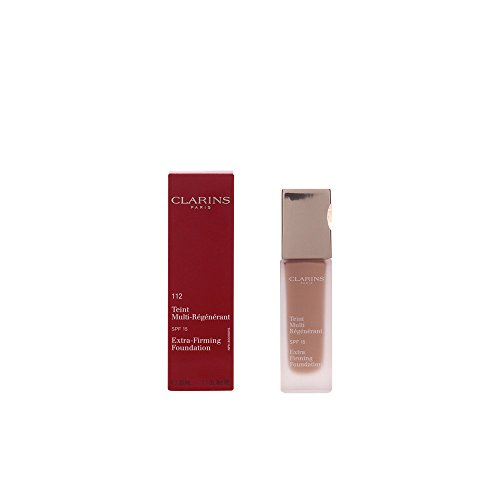 Clarins Extra Firming Foundation SPF 15-112 Amber