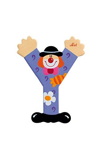 Trudi 81761 - Buchstabe Clown Y