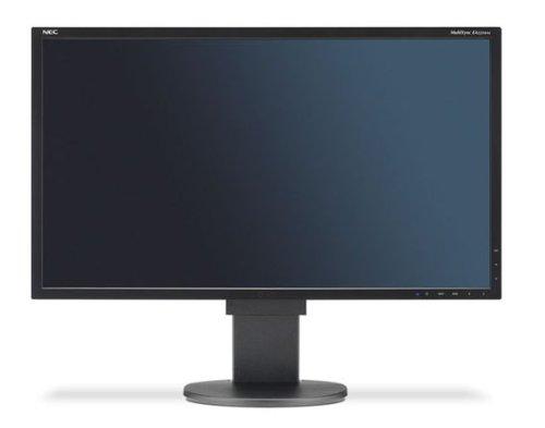"""Nec MultiSync EA223WM Monitor LCD 22"""", Nero"""