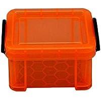 Blue Vesse Kreatives zuhause Mini cute Desktop-Aufbewahrungsbox Packing Box Home Mini Cute Storage Box (Orange... preisvergleich bei billige-tabletten.eu