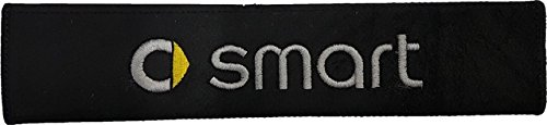 Jean Junction smart01 Auto Sicherheitsgurt Cover, mit Smart Logo