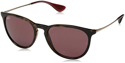 Ray-Ban Unisex-Erwachsene 639175 Sonnenbrille, Braun (Havana), 53