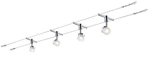 LED-Seilsystem 4-flammig Stage