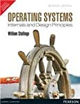 Operating Systems: Internals and Design Principles provides a comprehensive and unified introduction to operating systems topics. Stallings emphasizes both design issues and fundamental principles in contemporary systems and gives readers a solid und...