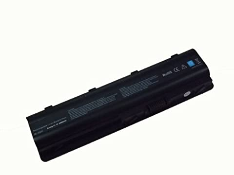 Li-ion Batterie d'Ordinateur Portable Pour HP Compaq Presario CQ32 CQ42 CQ56 CQ62 CQ72, Notebook PC G4 G6 G7 G32 G42 G62 G72, Envy 17; Pavilion DV5 DV6 DV7 Series; Compatible avec: MU06 593553-001 MU09 593554-001 WD549AA WD548AA - 6 cell