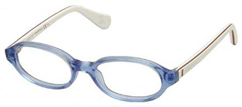Gucci Für Kinder Kids 5002/C Blue/ White Kunststoffgestell Brillen, 46mm