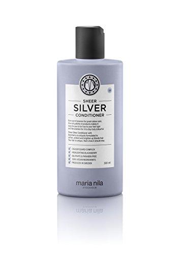 Maria Nila Sheer Silver Conditioner,1er Pack (1 x 300 ml)