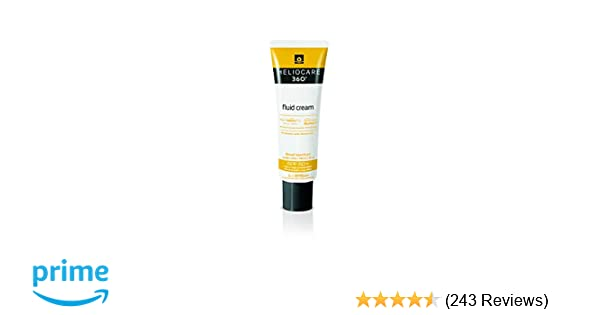 Heliocare 360º Fluid Cream Sun Block Sun Cream