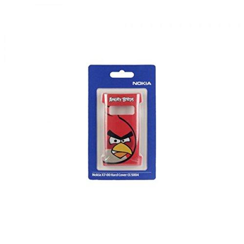 Nokia CC-5004 Hülle Angry Birds für X7 rot - Blister