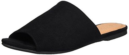 BIANCO Trend Pantolette 2149118 Ciabatte Donna Nero Black 10 38 EU