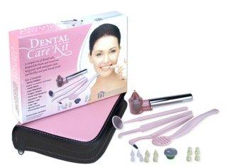 Zahn- und Mundhygiene-Set für Frauen – Essentielles Zahnhygiene-Besteck für guten