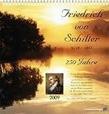 250 Jahre - Friedrich von Schiller