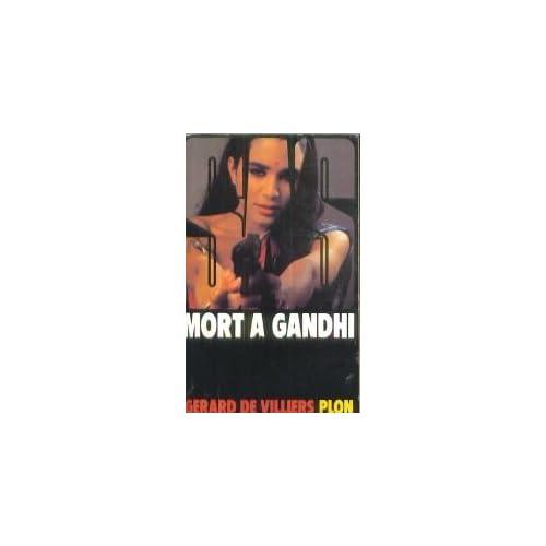 SAS : Mort à Gandhi