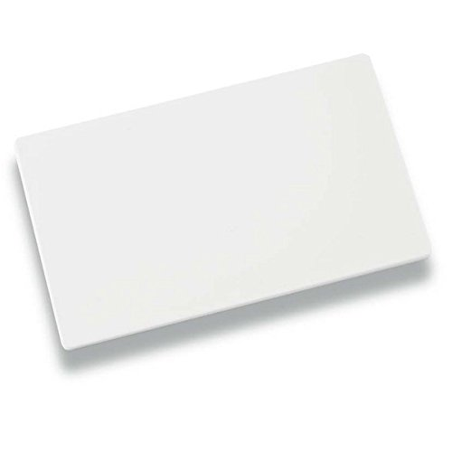 Louis Tellier NPP5 Planche à Découper Blanc 50 x 30 x 2 cm