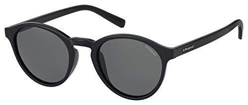 Polaroid - PLD 1013/S - Sonnenbrille Herren Runde - Leichtes Material - Polarisiert - Schutzkasten inklusiv