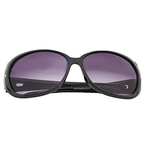 Beliebte Übergröße Brille Oval Damenmode Brillen Sonnenbrillen Luxus Chic Strass Shades Vintage Sonnenbrille Visuellen Komfort