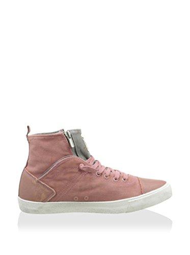 Colmar Shoe Sneaker Mujer Rojo Y Gris Art. Durden Cores 148 Rosa / Gris