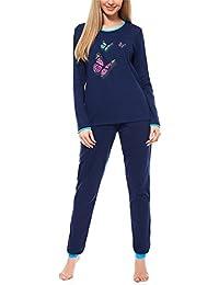 Merry Style Damen Schlafanzug MS10-170