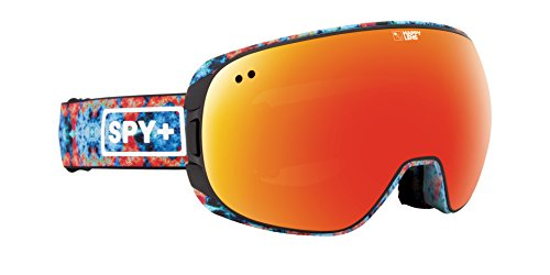 Spy Doom Wiley Miller Skibrille red Spectra/Happy luc Green, One Size