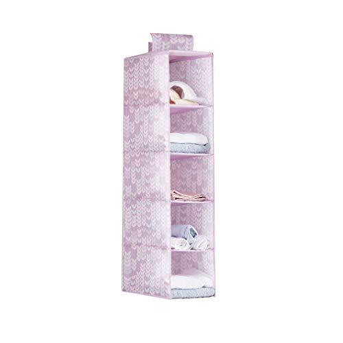 LIXIAQ1 Schrank hängenden Beutel Sammlung Lagerung Inhaber Organizer Handtasche Tasche Kleiderschrank platzsparend für Schlafzimmer nach Hause, hell lila lila - Schlafzimmer Schrank Sammlung