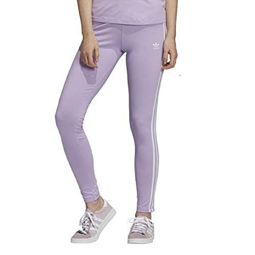 Adidas Damen Originals Tights - Violett - Groß (Legging Frauen 535)