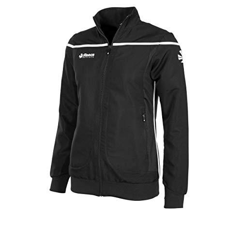Reece Varsity TTS Woven Jacket Trainingsjacke Hockey Damen schwarz schwarz-weiß, M