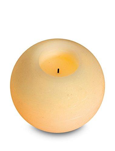 Innoliving vela bola LED, Crema